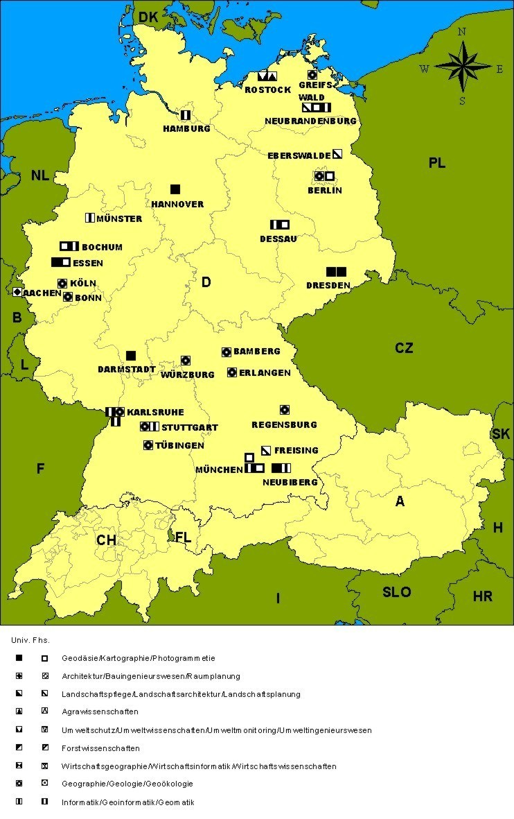 SUCHE] Landkarte Deutschland + Österreich / Schweiz - Krawall Foren - Deutschland Und Schweiz Karte